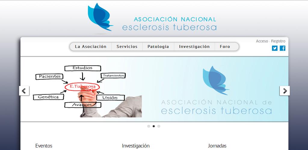 CreiserDS - Asociación Esclerosis Tuberosa