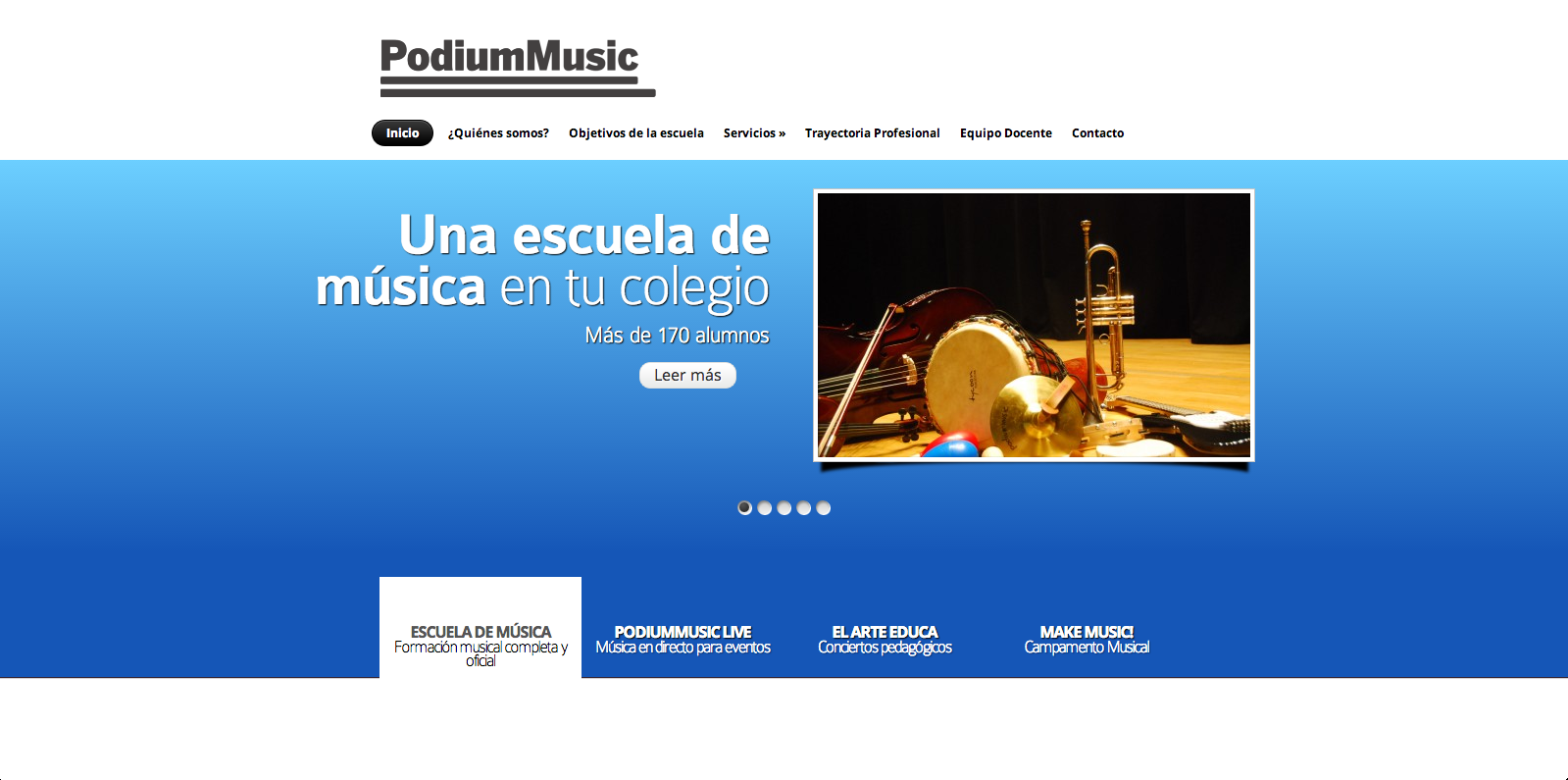 CreiserDS - Podium Music School